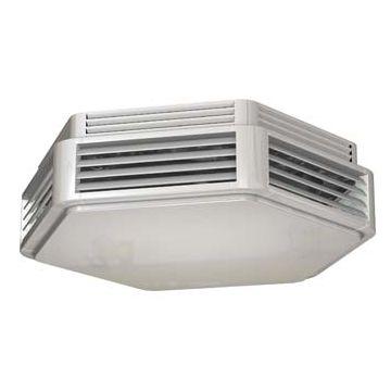 Kampmann Ultra luchtverwarmer indirect gestookt 230V 10,5 kW 1180 m3/h 732016