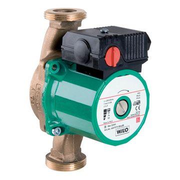 """Wilo Star Z tapwaterpomp 230V 1""""binnendraad 20/1 L=140mm PN10"""
