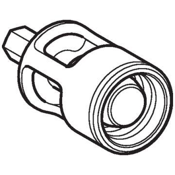 Geberit PushFit ontbraam en kalibreer gereedschap 16mm