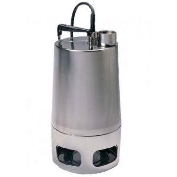 "Grundfos UNILIFT AP drainage dompelpomp zonder vlotterschakelaar, 1.1/2"" binnendraad, 3 x 400 V, RVS"
