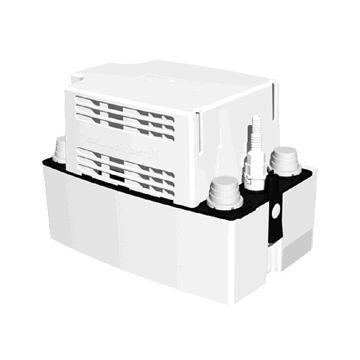 Grundfos CONLIFT1 condenswaterpomp, max. debiet 588 liter per uur, met akoestisch alarm