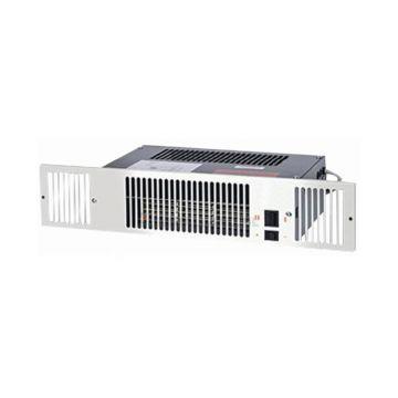 Myson Kick-Space keukenluchtverwarmer indirect gestookt met flexibele slang zonder rooster 2,6 kW 210 m3/h 800W-230V