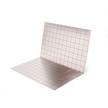 Rehau Rautherm Rautac 10 tackerplaat zelfklevendeevend plaat=1.92m2, prijs=per plaat 217759002