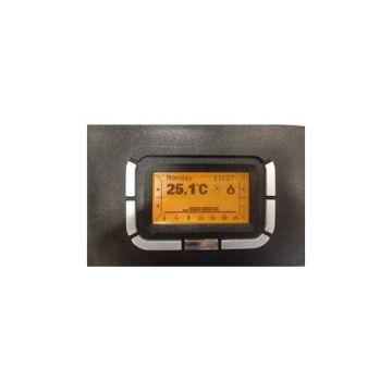 Reznor RHeco OpenTerm GA11 klokthermostaat , wit