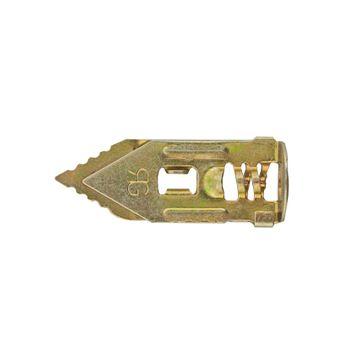 Walraven BIS GOLD® inslagplug Bis Gold 4.0x50mm gipsplaat verzinkt