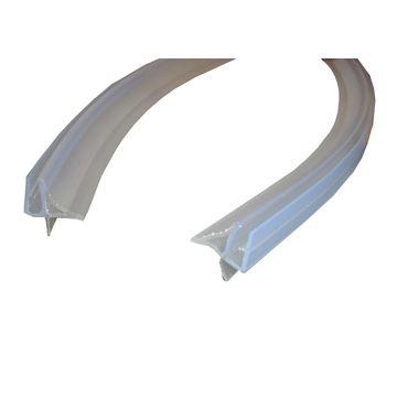 Novellini Giada afdichtingsstrip voor deur links/rechts R90 1x (geen set)