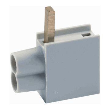 Eaton distributie-klemmenblok 55, 10mm², 1 pool, bovenaansluiting