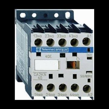 Schneider Electric CA2 KN hulp relais, 10A, 24V