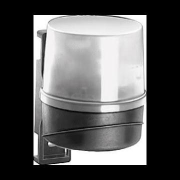 Eberle schemerschakelaar kunststof, zwart, sensor lichtsensor ingebouwd