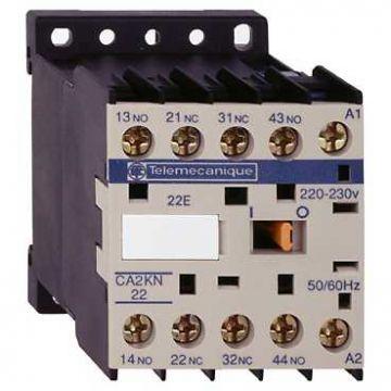Schneider Electric CA2 KN hulp relais, 10A, 230V