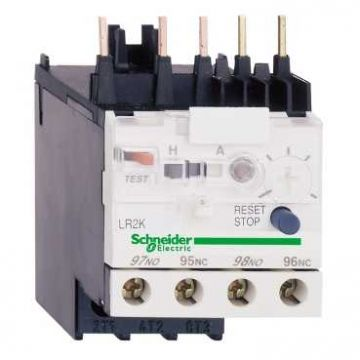 Schneider Electric TeSys thermische overbelastingsrelais, 2.6-3.7A