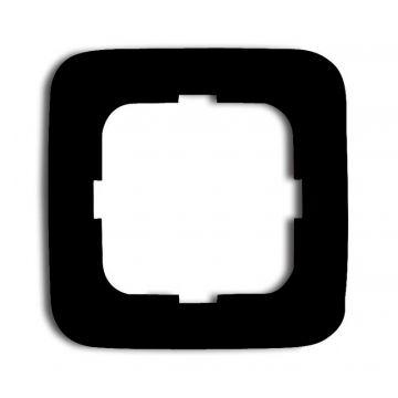 Busch-Jaeger Reflex SI afdekraam 1-voudig, zwart