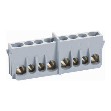 Eaton distributie-klemmenblok 55, 16mm², 1 pool, voor L+N