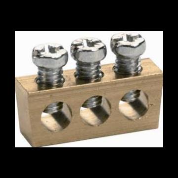 Eaton distributie-klemmenblok 55, 10mm², 1 pool, interne aarde