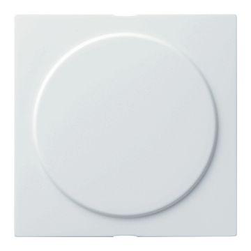Gira S-Color kunststof blindplaat, zuiver, wit (RAL 9010)