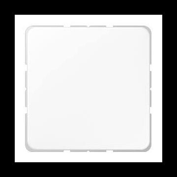 JUNG CD500 bedieningselement/centraalplaat kunststof, wit, uitvoering bl pl