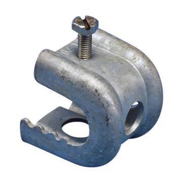 Caddy veerklem schroefklem CADDY C, staal, aansluitingwijze bouwdeel klem