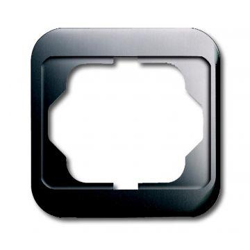 Busch-Jaeger Alpha Nea afdekraam 1-voudig metaal, platin