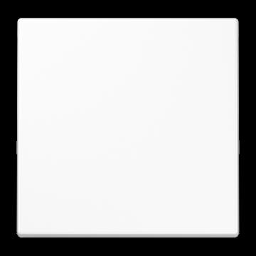 JUNG LS990 bedieningselement/centraalplaat kunststof, wit, uitvoering 1 wip