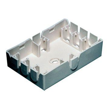 Attema doos voor montage op wand/plafond LU, rechth, wand-/plafondmontage