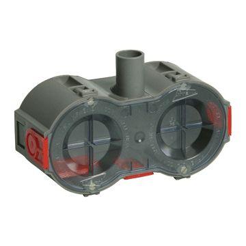 Attema UD50 duo-inbouwdoos, aansluiting 16mm, inbouwdiepte 50mm