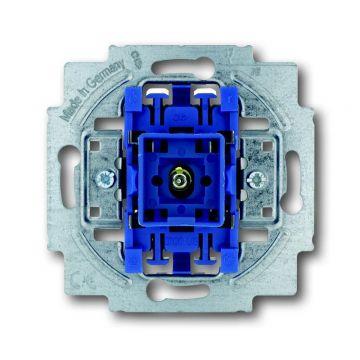 Busch-Jaeger wipcontroleschakelaarsokkel wissel met N-klem