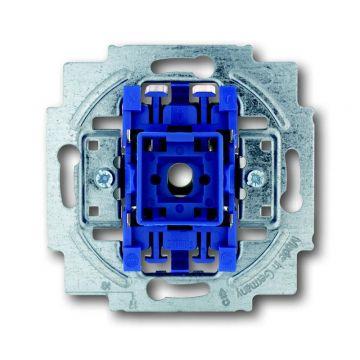 Busch-Jaeger wip-impulsdrukkersokkel 1-polig wissel