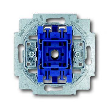 Busch-Jaeger wip-impulsdrukkersokkel 1-polig maakcontact (NO)