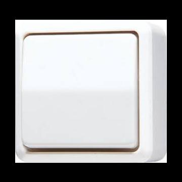 JUNG AP600 installatieschakelaar kunststof, crèmewit