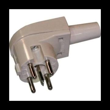 ABL Sursum perilex stekker Perilex, duroplast, wit, nom. str 16A, nom. 400V