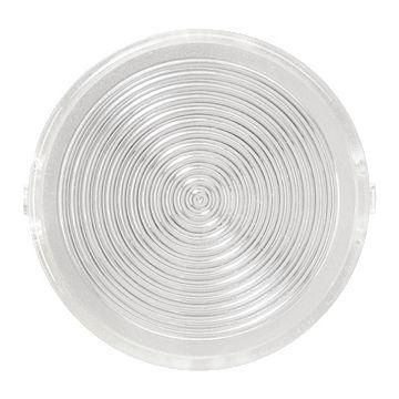 Gira TX44/E22 vlak ronde lens E10, helder