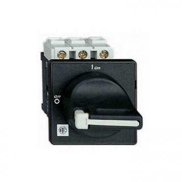 Schneider Electric Vario hoofdschakelaar 40A zwart/grijs