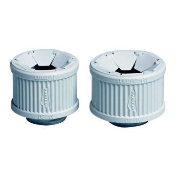 Attema kabel-/bs inv st recht AK2, voor kab ds, voor buisdiameter 16mm