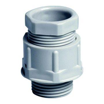 Attema wartel kabel-/buisinvoer AK, kunststof, lichtgrijs, schroefdraad metrisch