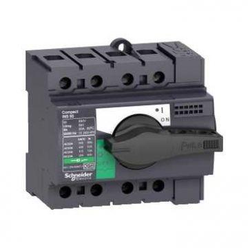 Schneider Electric Interpact INS lastscheider/hoofdschakelaar 80A 4P