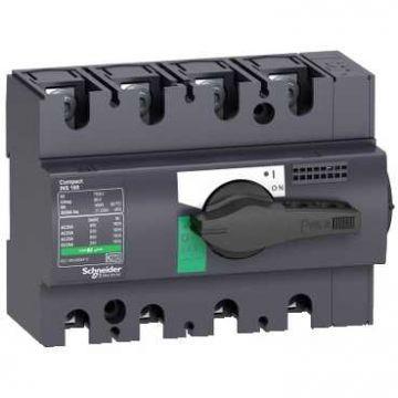 Schneider Electric Interpact INS lastscheider/hoofdschakelaar 100A 4P