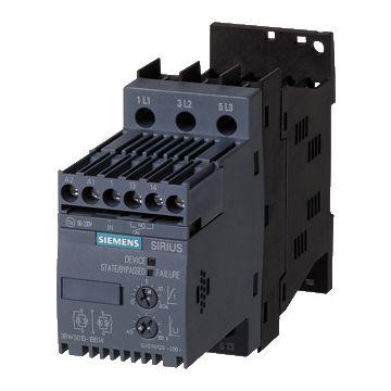 Siemens soft starter 3RW3, nom. bedrijfsstroom Ie bij 40 °C Tu 9A