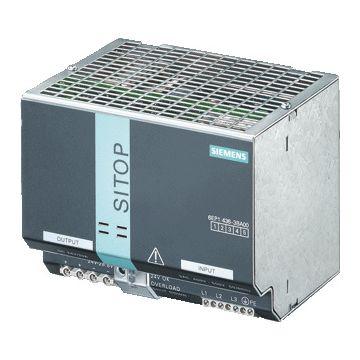 Siemens plc voeding 6EP1, 195x145x150mm, prim (bereik) 400-500V, AC