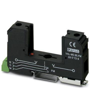 Phoenix Contact basis element voor overspann.-afleider VAL-MS Valvetrab, energietechniek