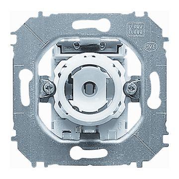 Busch-Jaeger Impuls drukknop-impulsdrukkersokkel 1-polig wissel zonder N-klem