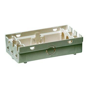 Attema doos voor montage op wand/plafond BK1619, rechthoek