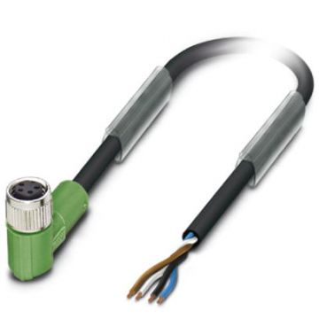 Phoenix Contact sensor/actorkabel met connector SAC-4P-5,0-PUR/M SAC, 4 polen