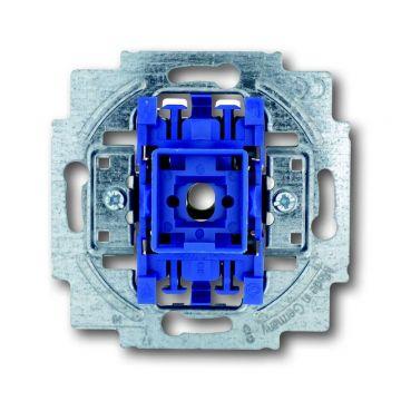 Busch-Jaeger wip-impulsdrukkersokkel 1-polig, maakcontact (NO)