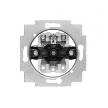 Busch-Jaeger ventilatorschakelaarsokkel 1-polig zonder nulstand
