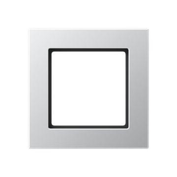 JUNG A Creation afdekraam kunststof, aluminium, (bxhxd) 84x84x10.4mm