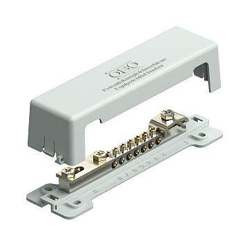 Obo potentiaalvereffeningsrail 1809, 44.5x52x188mm, bouwvorm niet mod