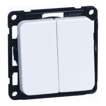 PEHA COMPACTA installatieschakelaar kunststof, wit