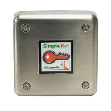 Comelit toegangscontrolesysteem SimpleKey, edelst, standalone, max. atl deuren 1