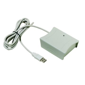 Comelit toegangscontrolesysteem SimpleKey, creme/wit, standalone