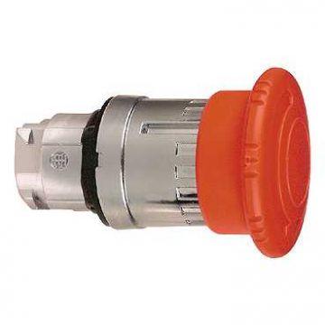 Schneider Electric drukknop frontelm (paddestoel) Harmony XB4, knop rd